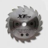 160x2,0x20 (16)mm XTline 18zubù Pilový kotouè SK plátky