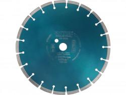 350x25,4mm Diamantový kotouč segmentový EXTOL INDUSTRIAL