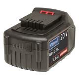 Baterie 20V 4Ah Li-ion Scheppach ABP4.0-20Li