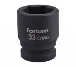 """33 mm průmyslová hlavice 3/4"""" FORTUM"""