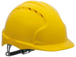 Ochranná pøilba JSP EVO3 LINESMAN, žlutá