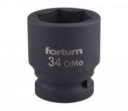 """34 mm průmyslová hlavice 3/4"""" FORTUM"""