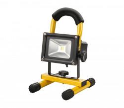 Reflektor LED 10W nabíjecí EXTOL