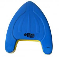 Plavecká deska EFFEA 40x27cm modro-žlutá