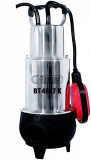 ELPUMPS BT 4877 INOX Kalové èerpadlo do septikù 900W 18000l/h + rukavice
