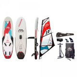 AQUA MARINA CHAMPION SET Paddleboard s plachtou