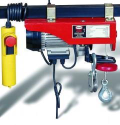 Naviják 400kg lanový elektrický LN-400 12m