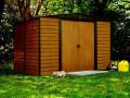 WOODRIDGE 1012 zahradní domek 313x370cm
