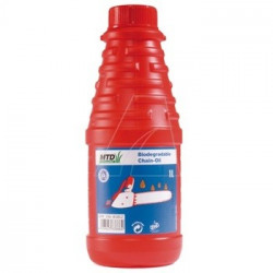 BIO olej na lišty a øetìzy 1litr