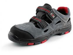 Obuv sandal CXS ROCK PHYLLITE O1 šedá