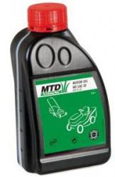 Motorový olej MTD pro zahradní techniku, 4-taktní motory, 0,6 litrù