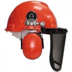 Ochranná přilba vhodná při řezání řetězovou pilou 6161-X1-0001