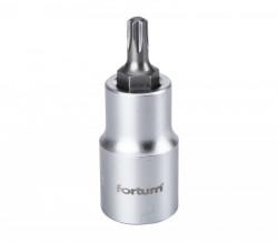 """Hlavice zástrčná TORX TX30 , 1/2"""" FORTUM"""