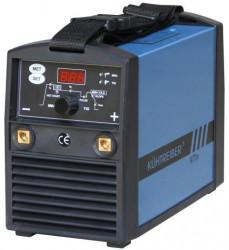 KITin 170 TIG LA svářecí invertor + kabely + ZDARMA elektrody, rukavice