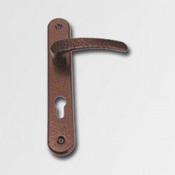 Dveøní kování Michaela V72 mìï pro vložkový zámek
