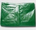 Plachta 2x8m zakrývací zelená 70g/m2