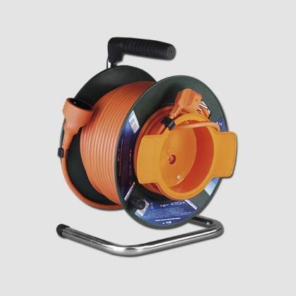 Prodlužovací kabel na bubnu 1Z 230V/25m KL29001