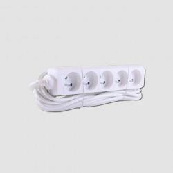 Prodlužovací elektrický kabel 3x zásuvka, 2 m TR20713