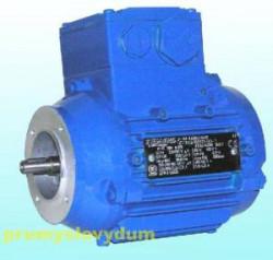 Elektromotor SIEMENS 120W 3 fázový 3x230V/3x400V, malá pøíruba