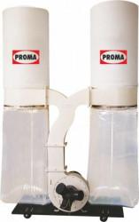 PROMA OP-2200 odsavač pilin 300litrů + 2m HADICE ZDARMA