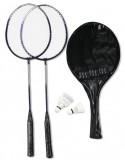 Badmintonová sada 2x raketa, 3x míèek, pouzdro SEDCO 3555