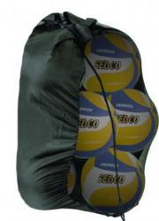Míče volejbal SEDCO PREMIER NEW SET 6ks + nylonová síť