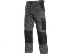 Kalhoty CXS PHOENIX CEFEUS šedo-černá