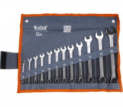 6-22mm EXTOL PREMIUM 6333 klíèe oèkoploché 12ks