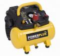POWX1721 Kompresor pøenosný 1100W 6L POWERPLUS