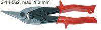 Nůžky na plech levé STANLEY MaxSteel Aviation 2-14-562