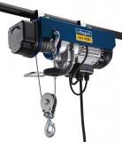 Naviják 400 kg Lanový elektrický SCHEPPACH HRS 12m