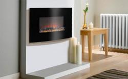 Fire Storm Elektrický krb 1500W