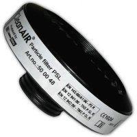 Filtr P3 proti částicím pro filtrační jednotky CleanAIR Chemical