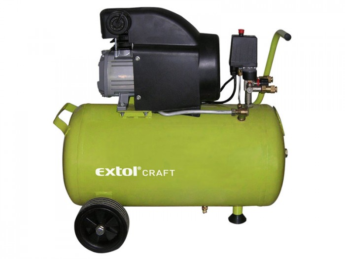 EXTOL CRAFT 418210 kompresor 50l 1500W olejový