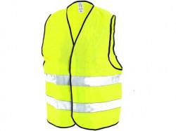 Reflexní vesta GUSTAV žlutá