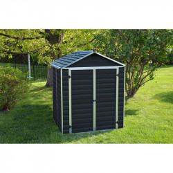 Skylight 6x5 antracit zahradní domek 153x185cm