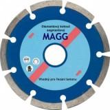 Diamantový kotouè 125mm MAGG segmentový