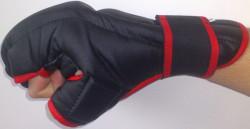 Rukavice Kung-fu pu 597 černé