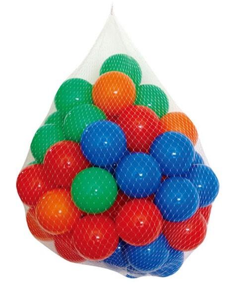 Bestway 52027 Plastové míčky 100ks