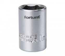 """11mm hlavice nástrèná FORTUM 1/4"""""""