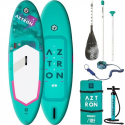 AZTRON LUNAR ALL ROUND 297cm SET Paddleboard AS-111D