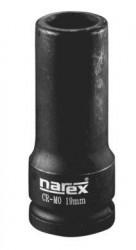 """17 mm prùmyslová hlavice 3/4"""" prodloužená NAREX"""