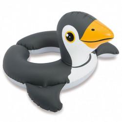 Kruh Intex tučňák 77x55cm