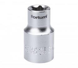 """E14 TORX hlavice nástrčná 1/2"""" FORTUM"""