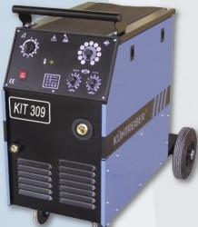 KIT 309 Standard SET Svářečka CO2 + 4m hořák, kukla, ventil