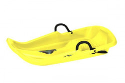 Boby TWISTER reflexní žluté 80x40x16cm