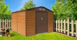 GAH 1085 Zahradní domek 340x319cm hnìdý (základna za 50%)