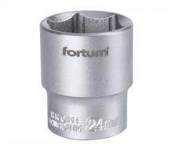 "24mm hlavice 1/2"" 6hran FORTUM"