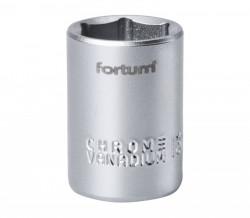 """13 mm hlavice nástrčná 1/4"""" FORTUM"""