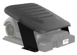 Ochranná støíška pro robotickou sekaèku Riwall RRM 1000